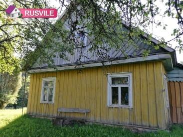 Parduodamas namas Markeliškių k.